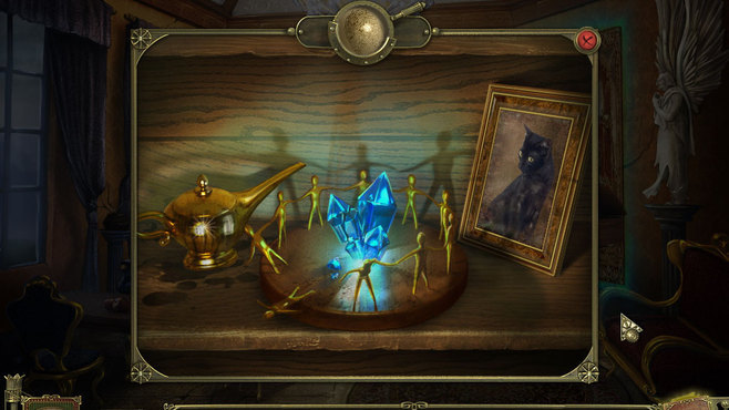 Dark Tales: Edgar Allan Poe's The Black Cat Collector's Edition Screenshot 8