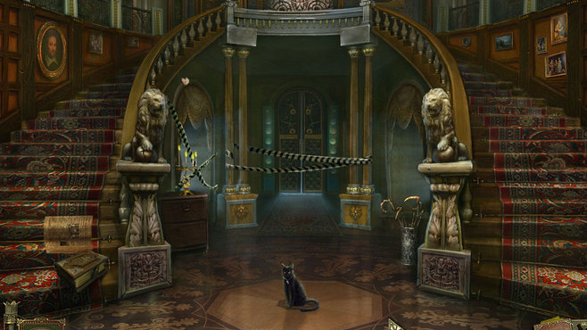 Dark Tales: Edgar Allan Poe's The Black Cat Collector's Edition Screenshot 9