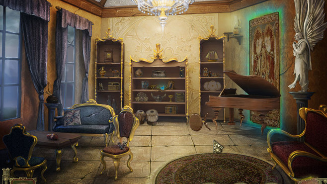 Dark Tales: Edgar Allan Poe's The Black Cat Collector's Edition Screenshot 10