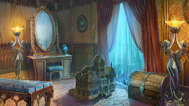 Dark Tales - Edgar Allan Poe's The Fall of the House of Usher Collector's Edition Screenshot 2
