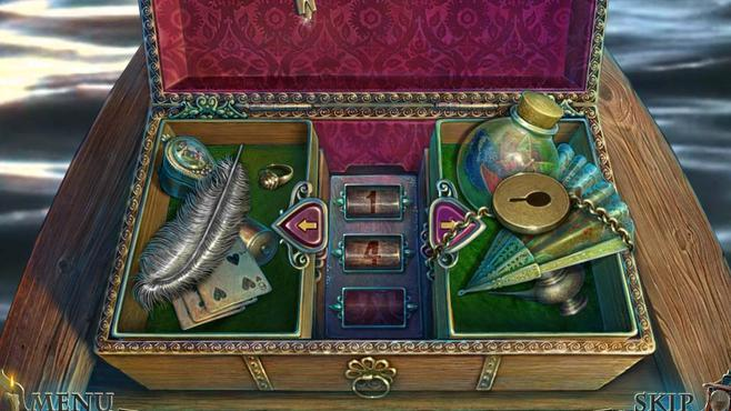 Dark Tales: Edgar Allan Poe's The Gold Bug Collector's Edition Screenshot 4