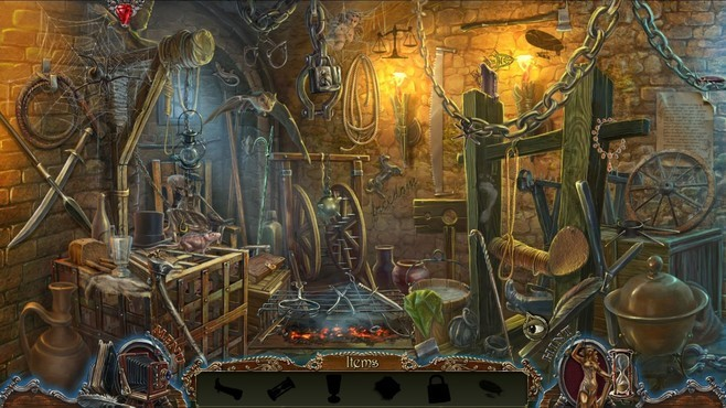 Dark Tales: Edgar Allan Poe's The Masque of the Red Death Collector's Edition Screenshot 1