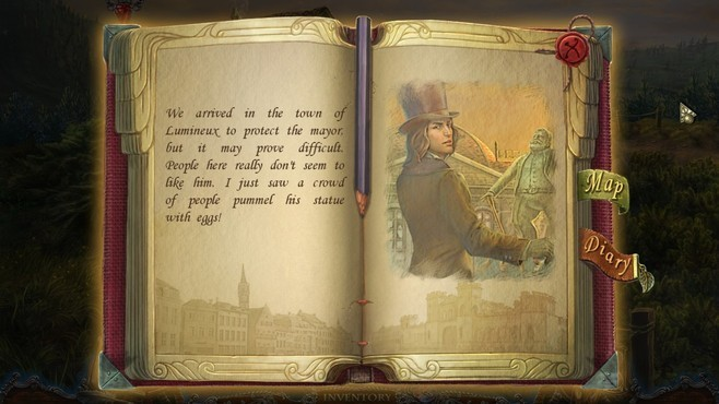Dark Tales: Edgar Allan Poe's The Masque of the Red Death Collector's Edition Screenshot 2