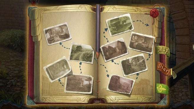 Dark Tales: Edgar Allan Poe's The Masque of the Red Death Collector's Edition Screenshot 3