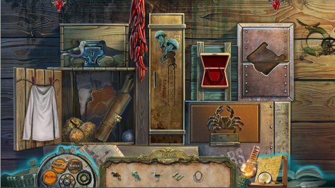 Dark Tales: Edgar Allan Poe's The Mystery of Marie Roget Collector's Edition Screenshot 3