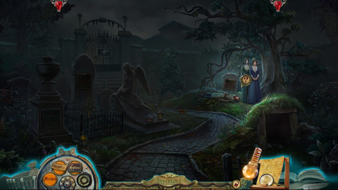 Dark Tales: Edgar Allan Poe's The Mystery of Marie Roget Collector's Edition Screenshot 6