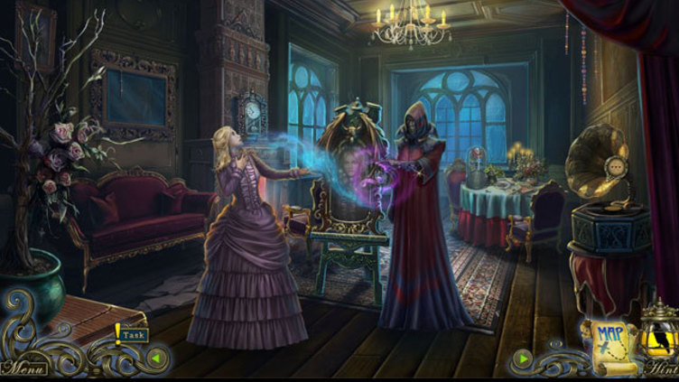 Dark Tales: Edgar Allan Poe's The Oval Portrait Screenshot 1
