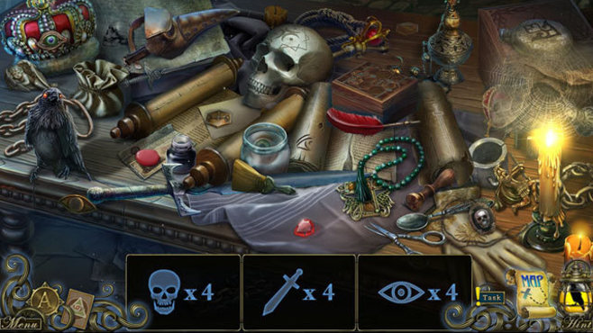 Dark Tales: Edgar Allan Poe's The Pit and the Pendulum Screenshot 4