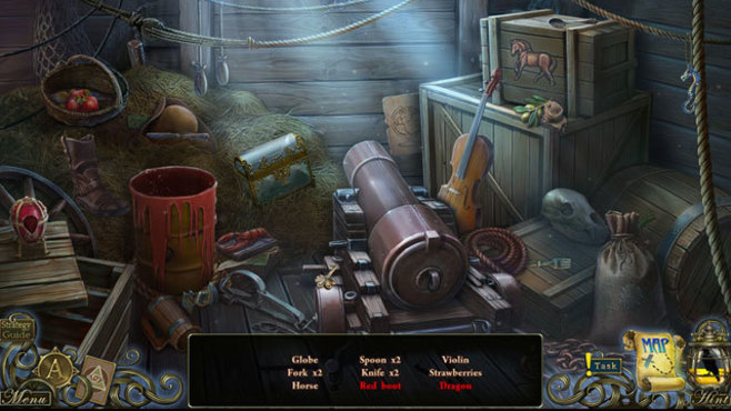 Dark Tales: Edgar Allan Poe's The Pit and the Pendulum Screenshot 3