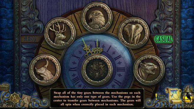 Dark Tales: Edgar Allan Poe's The Pit and the Pendulum Screenshot 6