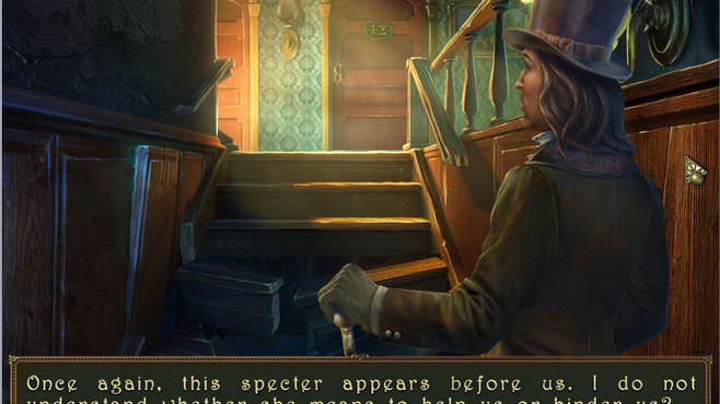 Dark Tales: Edgar Allan Poe's The Premature Burial CE Screenshot 2