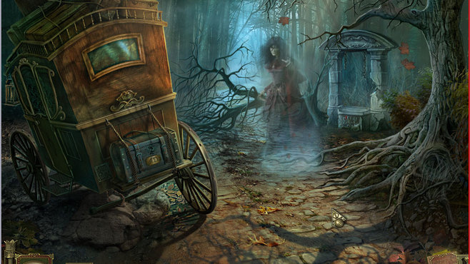 Dark Tales: Edgar Allan Poe's The Premature Burial CE Screenshot 8