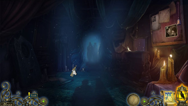 Dark Tales™: Edgar Allan Poe's The Raven Collector's Edition Screenshot 1