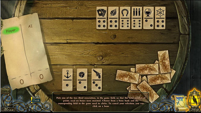 Dark Tales™: Edgar Allan Poe's The Raven Screenshot 3
