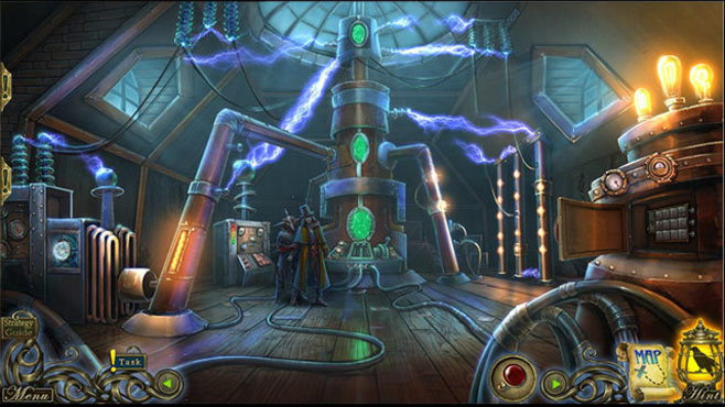 Dark Tales™: Edgar Allan Poe's The Raven Screenshot 4