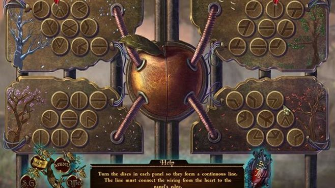 Dark Tales™: Edgar Allan Poe's The Tell-tale Heart Collector's Edition Screenshot 2