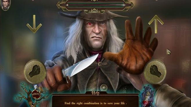 Dark Tales™: Edgar Allan Poe's The Tell-tale Heart Collector's Edition Screenshot 5