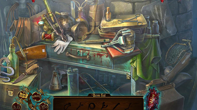 Dark Tales™: Edgar Allan Poe's The Tell-tale Heart Collector's Edition Screenshot 6