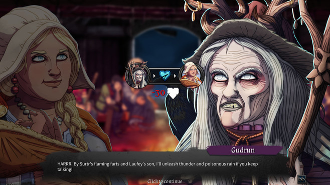 Dead In Vinland - Norse Side Stories Screenshot 7