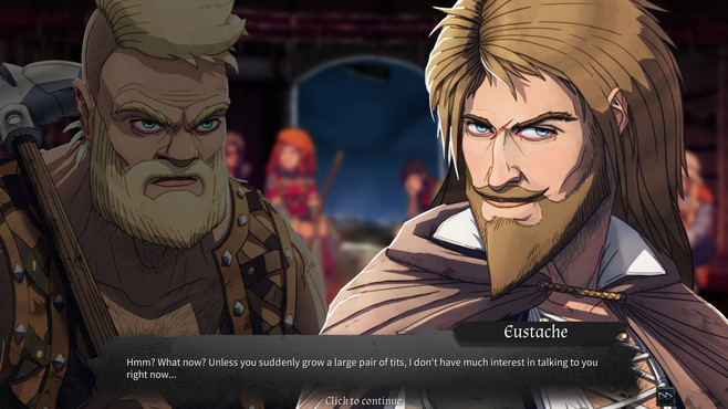Dead In Vinland - Norse Side Stories Screenshot 8