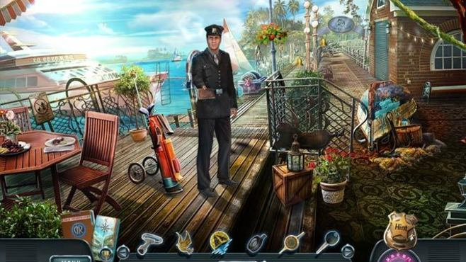 Dead Reckoning: Broadbeach Cove Collector's Edition Screenshot 1