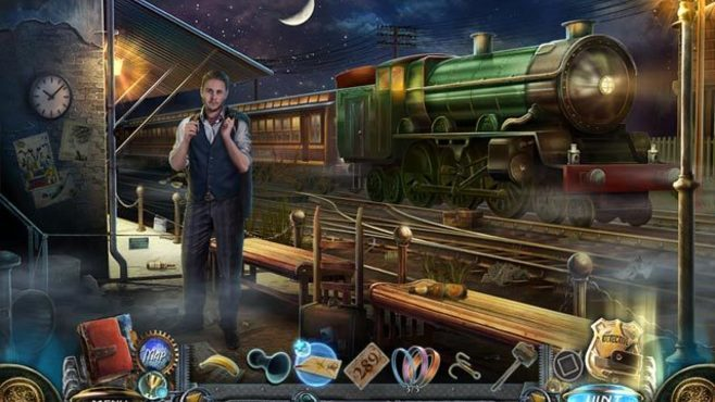 Dead Reckoning: The Crescent Case Collector's Edition Screenshot 1