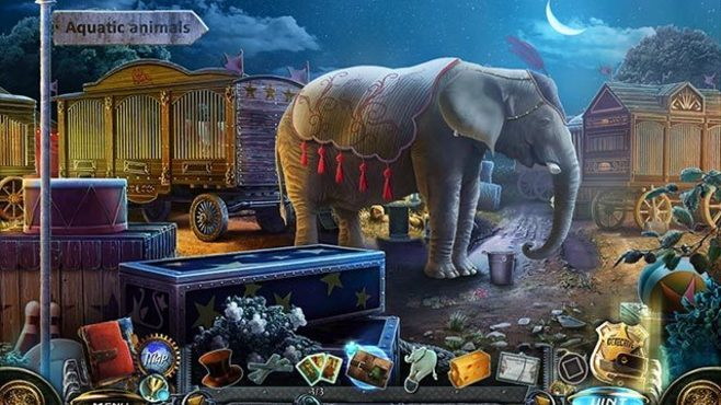 Dead Reckoning: The Crescent Case Collector's Edition Screenshot 2