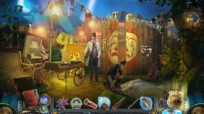 Dead Reckoning: The Crescent Case Collector's Edition Screenshot 5