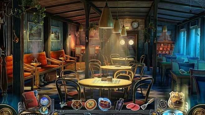 Dead Reckoning: The Crescent Case Collector's Edition Screenshot 6