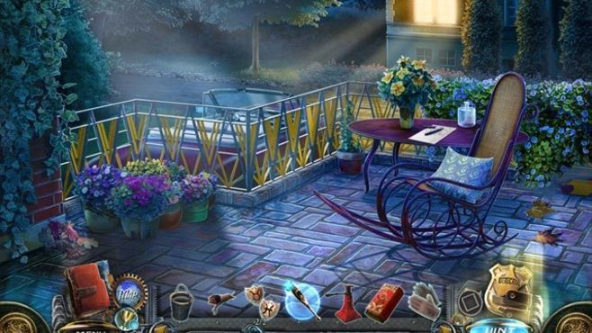 Dead Reckoning: The Crescent Case Screenshot 2