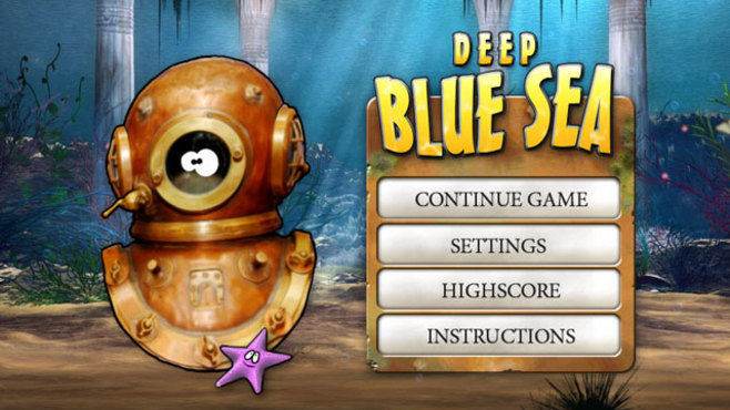 Deep Blue Sea Screenshot 1