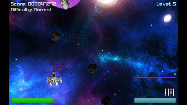 Deep Space Invaders Screenshot 1