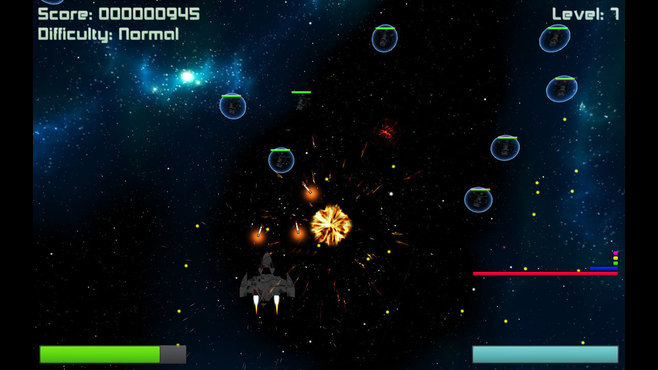 Deep Space Invaders Screenshot 3