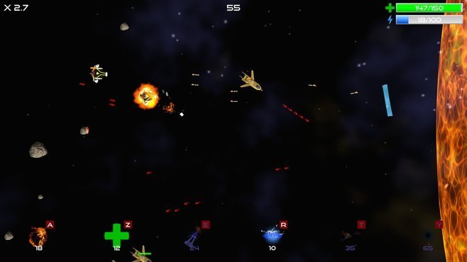 Deep Space Reflections Screenshot 9