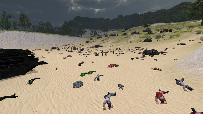 Defend The Highlands Screenshot 3