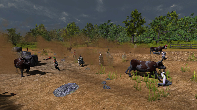 Defend The Highlands Screenshot 6