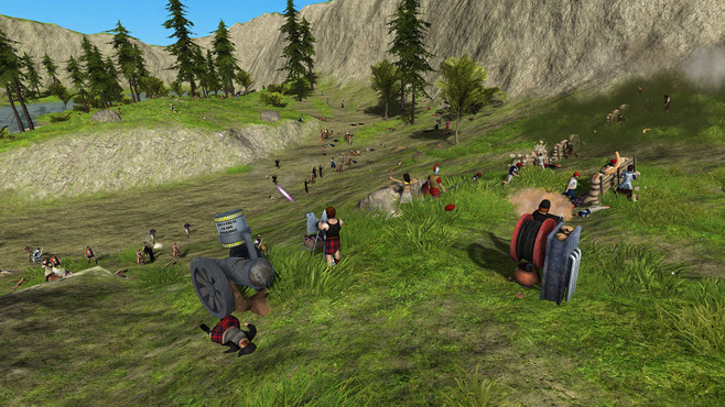 Defend the Highlands: World Tour Screenshot 1
