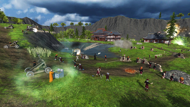 Defend the Highlands: World Tour Screenshot 3