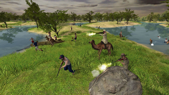 Defend the Highlands: World Tour Screenshot 5