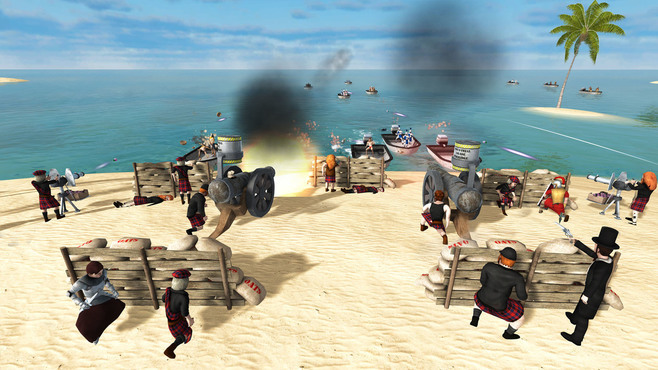 Defend the Highlands: World Tour Screenshot 7