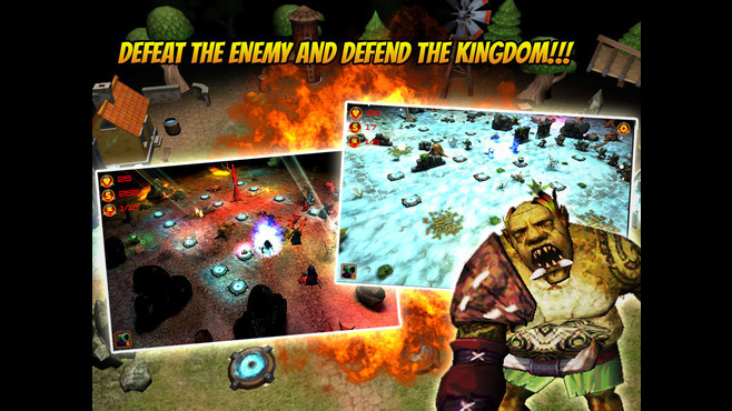 Defenders Of Kingdom : Tower Defense Screenshot 3
