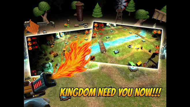 Defenders Of Kingdom : Tower Defense Screenshot 5