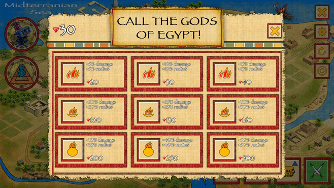 Defense of Egypt: Cleopatra Mission Screenshot 6