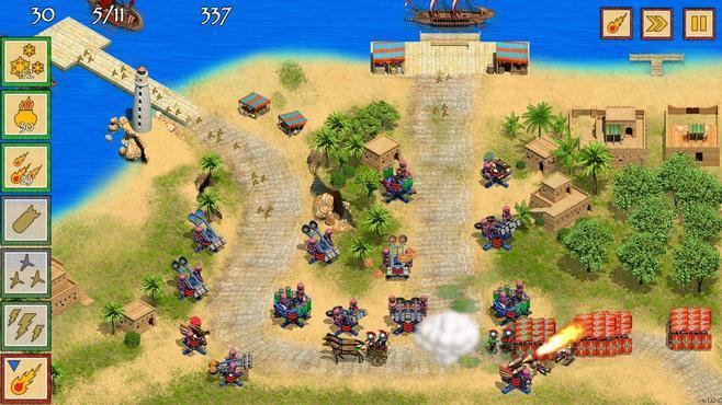 Defense of Egypt: Cleopatra Mission Screenshot 7