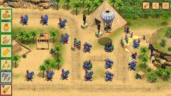 Defense of Egypt: Cleopatra Mission Screenshot 9