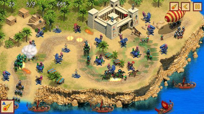 Defense of Egypt: Cleopatra Mission Screenshot 10