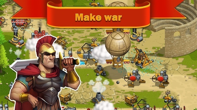Defense of Greece TD Screenshot 1