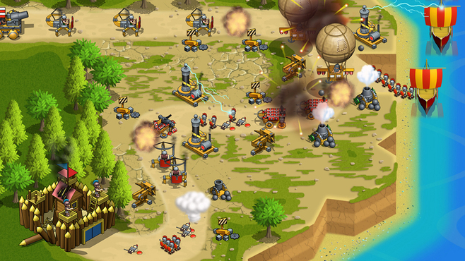 Defense of Greece TD Screenshot 5