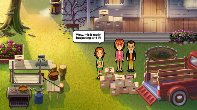 Delicious - Emily's Childhood Memories Screenshot 3