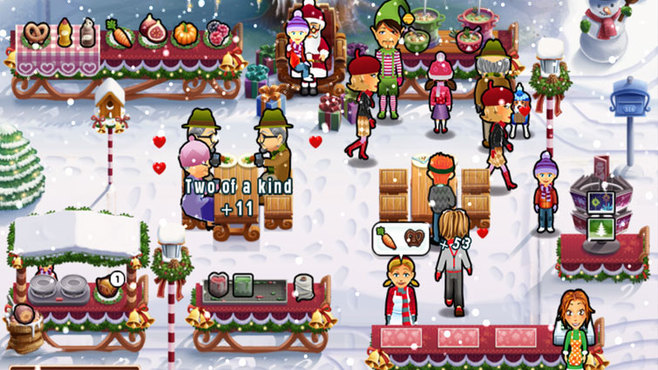 Delicious - Emily's Holiday Season Screenshot 1